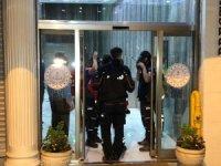 Biber gazı 9 öğrenciyi hastanelik etti