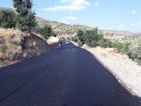 Siirt'te sıcak asfalt çalışmaları başladı