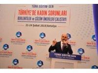 """Türk Eğitim-Sen Genel Başkanı Geylan: """"MEB, yönetici mülakatlarında hak gaspına izin vermemelidir"""""""
