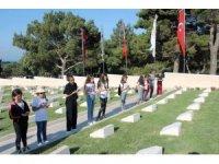 Kocaeli'de vatandaşlar Çanakkale Zaferinin yazıldığı topraklarla tanıştı