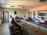 Burhaniye'de Orman Yönetim Konseyi toplantısı yapıldı