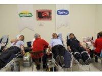 Konya Şeker'de yüksek katılımlı kan bağışı kampanyası düzenlendi