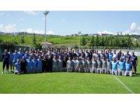 Trabzonspor yeni sezon hazırlıklarının ilk etabını tamamladı