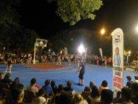 3. Geleneksel Berkay Akbaş Sokak Basketbolu Turnuvası başladı