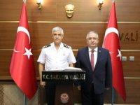 Jandarma Genel Komutanı Çetin'den Vali Nayir'e ziyaret