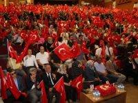 ERÜ'de 15 Temmuz Demokrasi ve Milli Birlik Günü Anma Etkinlikleri Düzenlendi