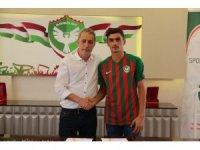 Amed Sportif Faaliyetler'de transfer devam ediyor