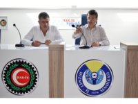 Türkmenoğlu'dan STK temsilcilerine ziyaret