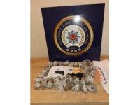 Bursa'da uyuşturucu operasyonunda 2 kişi tutuklandı