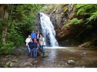 Baklabostan Tabiat Parkı eşsiz manzarası ile doğa severleri bekliyor