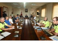 Şanlıurfa'da trafik değerlendirme toplantısı yapıldı