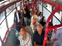 Otobüste bulduğu 2 bin TL'yi şoföre teslim etti