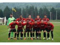 Gazişehir Gaziantep, ilk hazırlık maçında mağlup oldu