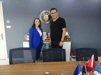 Başkan Tekin Ankara'da ziyaretlerde bulundu