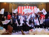 Nevşehir Belediyespor için birlik ve beraberlik gecesi düzenlendi