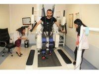 Robogait cihazı 550 felçli hastaya umut oldu