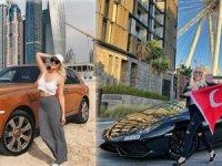 Otomobil dünyasının prensesi paraya para demiyor!