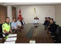 Şaphane'de ''Trafik değerlendirme toplantısı'' yapıldı