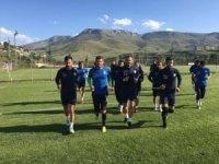 Malatya Yeşilyurt Belediyespor yeni sezon hazırlıklarına başladı