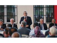"""Başkan Alim Işık: """"Vatandaşlarımızın güzel bir şehirde yaşaması için çalışıyoruz"""""""