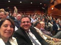 AK Parti Milletvekili Prof. Dr. Günay NATO konferansında