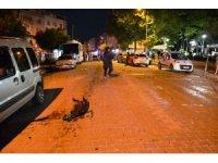 Biga'da yaralamalı kaza