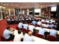 Melikgazi'de zabıta personeline hizmet içi eğitim semineri verildi