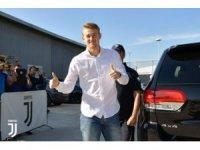 Matthijs de Ligt resmen Juventus'ta