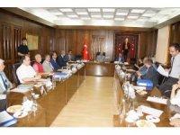 Aydın'da İl İstihdam Kurulu toplantısı gerçekleştirildi