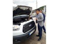 Kırıkkale'de toplu ulaşım araçları denetlendi