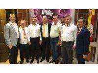 Galatasaray çifte şampiyonluğu Biga'da kutladı