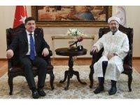 Polonyalı Müslümanlar'dan Diyanet'e teşekkür ziyareti