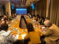 Madrid'de Türk dış politikası anlatıldı