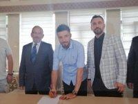 Belediye Kütahyaspor'da teknik direktörlük görevine Polat Çetin getirildi