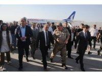 Yeni Emniyet Genel Müdürü Aktaş'a Şırnak'ta görkemli karşılama
