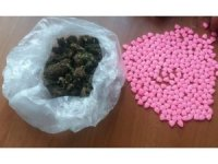 Sinop'ta jandarmadan uyuşturucu operasyonu: 3 gözaltı