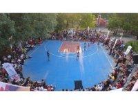 3. Berkay Akbaş Sokak Basketbol Turnuvası sona erdi