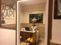 Nazilli Kaymakamlığı'nda 'Açık Kapı' faaliyete geçirildi