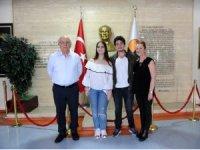 YSK'da AYT sayısal Türkiye birincisi Ankara'dan