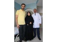 Glomus tümörü hastası Van'da sağlığına kavuştu
