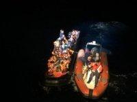 Ege'de 19 günde 3 bin mülteci yakalandı