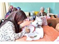 AKMEK'in el sanatları kursları yazın da devam edecek