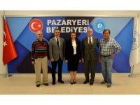 Başkan Ataç ziyaretlerine devam ediyor