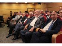 Ticaret Bakanı Pekcan esnafın derdini dinledi