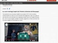 Konyaspor forma tanıtım filmi, Fransa'da en iyiler listesinde