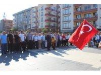 Çan Belediyesi 8. Yağlı Güreş Festivali kortej yürüyüşü ile başladı
