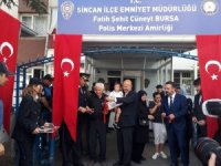 15 Temmuz şehidi emniyet amirinin adı polis karakoluna verildi