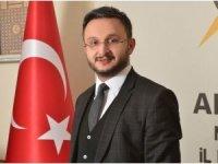 """AK Parti İl Başkanı Yanar, """"Nevşehir'in il oluşunun 65.yılı kutlu olsun"""""""