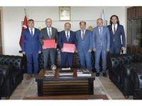 BEÜ ile Zonguldak TSO arasında lisansüstü eğitim protokolü imzalandı