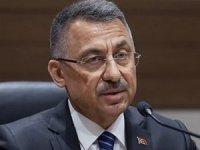 Fuat Oktay'dan Doğu Akdeniz açıklaması: Baskılara asla boyun eğmeyeceğiz